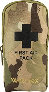 Web-tex Army Tactical Small First Aid Kit Camouflage