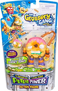 Grossery Gang The Season 3 Action Figurine - Dodgey Donut