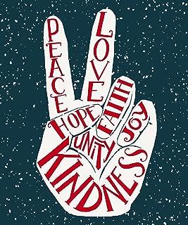 ShineSnow Two Fingers Garden Yard Flag 28