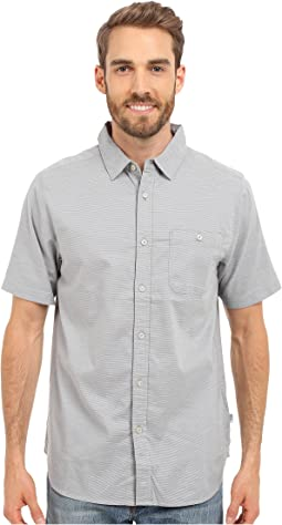 Short Sleeve Red Point Shirt