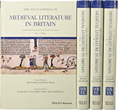 Best the encyclopedia of medieval literature in britain Reviews