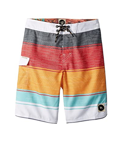 Rip Curl Kids All Time Boardshorts (Big Kids) (Orange) Boy