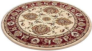 Best round oriental area rugs Reviews