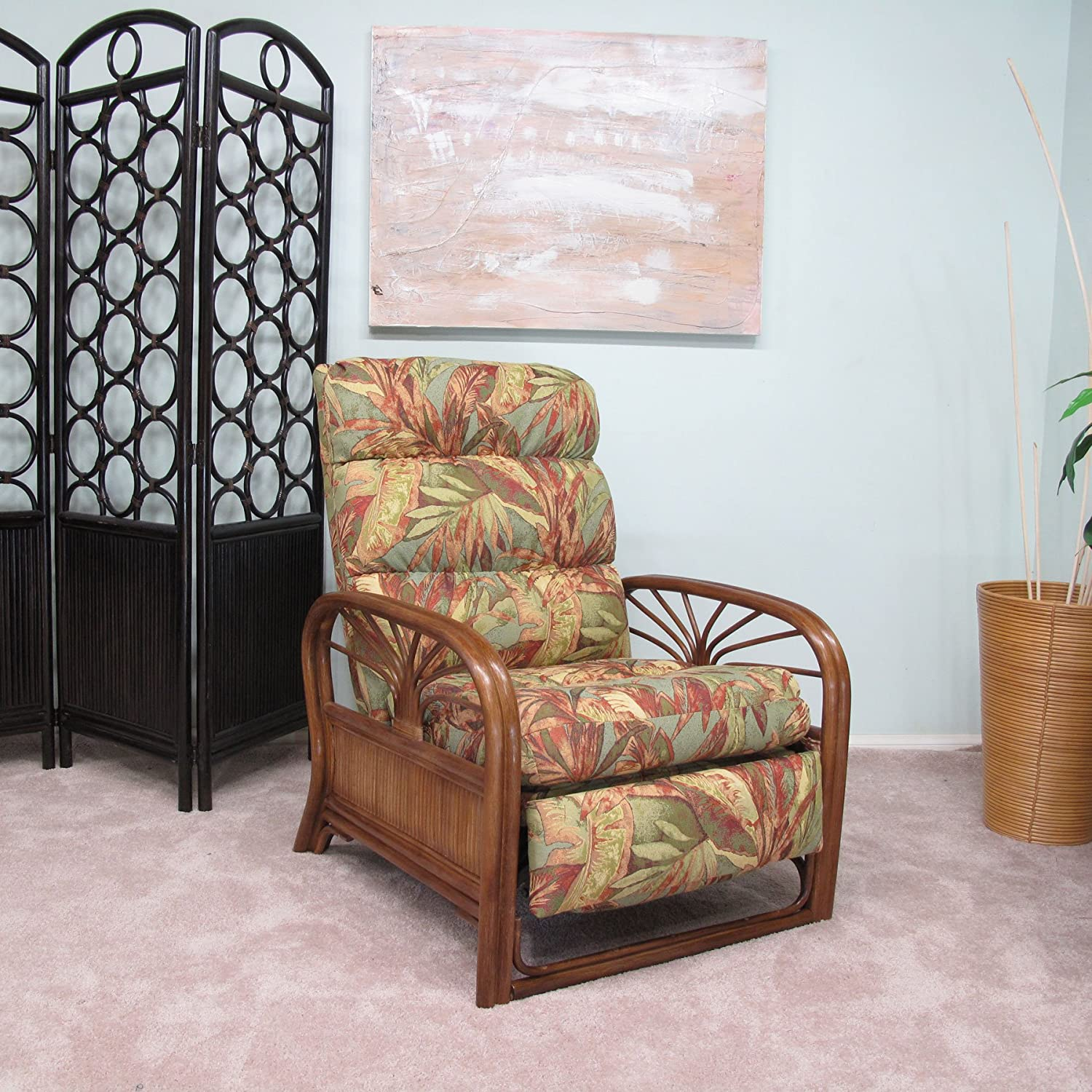 Max 55% OFF Urban Design Furnishings Max 40% OFF Sundance Rattan in Chair Recliner Made