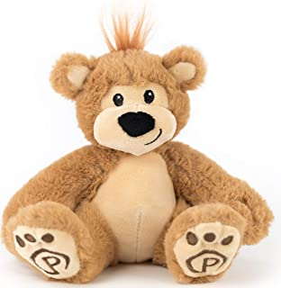 Plushible Pawley Teddy Bear for Kids - Big Teddy Bear - Stuffed Animal for Kids - Small (10