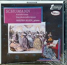 Schumann Davidsbundler Tanze op.6, Three Romances op.28 Walter Klien piano