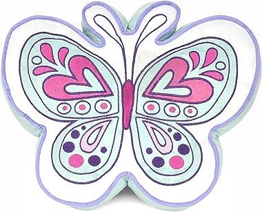 Heritage Kids Butterfly Dec Pillow