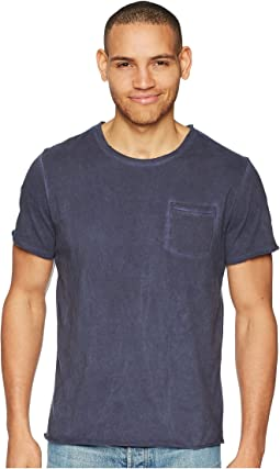 Threads 4 Thought - Zeke Rainwash Pocket Crew T-Shirt