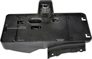 Dorman 68137 Rear License Plate Bracket for Select Jeep Models