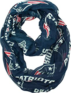 Best new england patriots sheer infinity scarf Reviews