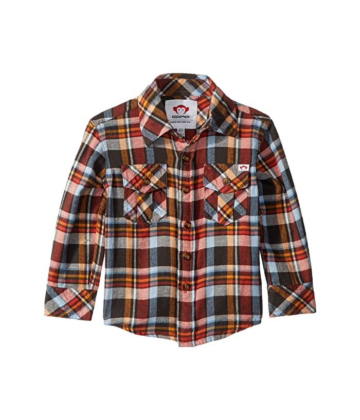 Appaman Boys Flannel Shirt