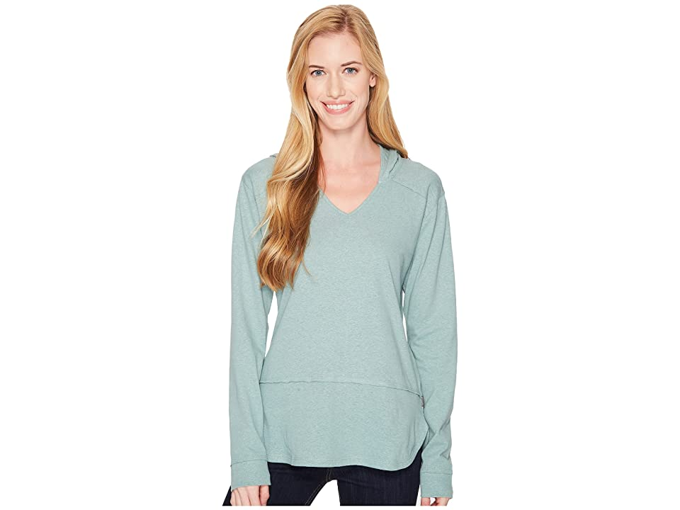 Columbia Summer Time Hoodie (Dusty Green) Women