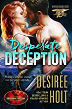 Desperate Deception: Brotherhood Protectors World (Heroes Rising Book 1)
