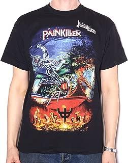 Old Skool Hooligans Judas Priest T Shirt - Painkiller 100% Official Fully Screenprinted
