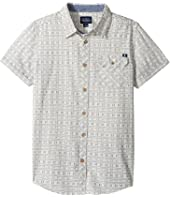 Lucky Brand Kids - Dashing Woven Top (Big Kids)