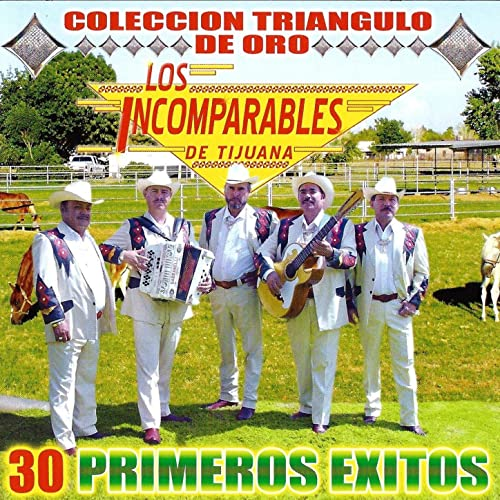 30 Primeros Exitos by Los Incomparables De Tijuana on Amazon Music - Amazon.com
