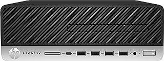 HP ProDesk 405 G4 - Mini ordenador de sobremesa profesional (AMD Ryzen 5 PRO 2400G, 16 GB RAM, 256 GB SSD , AMD Radeon RX ...