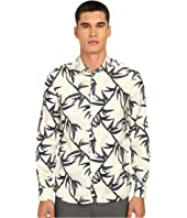 Marc Jacobs - Shadow Leaf Slim Button Up