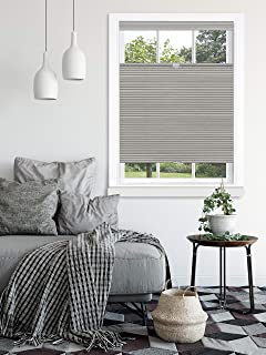 Achim Home Furnishings Top Down-Bottom Up Cordless Honeycomb Cellular Shade, 33