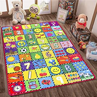 teytoy Baby Rug for Crawling - How Many Are There? Kids...