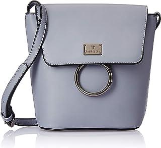 Van Heusen Spring-Summer 2019 Women's Sling Bag (Medium Blue)