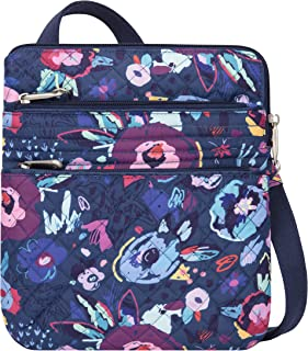 Travelon Anti-Theft Boho Slim Bag Travel Cross-Body