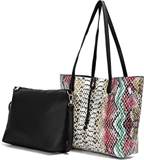Womens Hobo Organizer Handbag Crossbody Shoulder Tote Purse Top Handle by MKCUTE