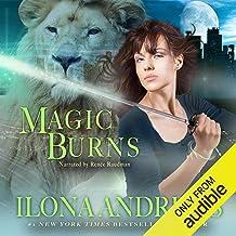 Magic Burns: Kate Daniels, Book 2