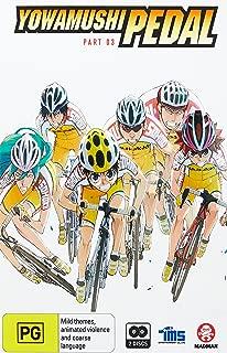 Yowamushi Pedal: Grande Road - Part 3 Eps 26 - 38  Yowamushi pedaru  NON-USA FORMAT, PAL, Reg.4 Australia