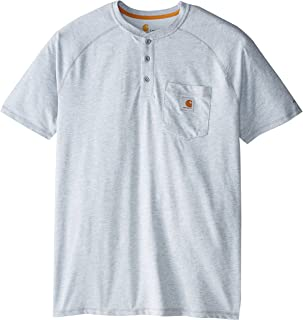 Carhartt Men's Big & Tall Force Cotton Short Sleeve...