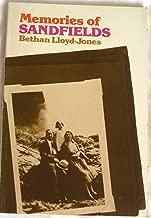 Memories of Sandfields: 1927-1938
