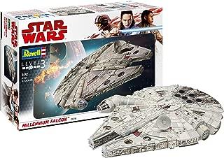 Revell 06718 Star Wars Han Solo Millennium Falcon, Multi Colour, 1:72 Scale