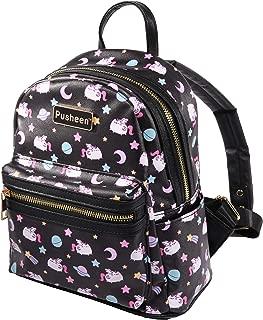 Pusheen the Cat Super Pusheenicorn Mini Backpack Girls Everyday Small Bag with Straps