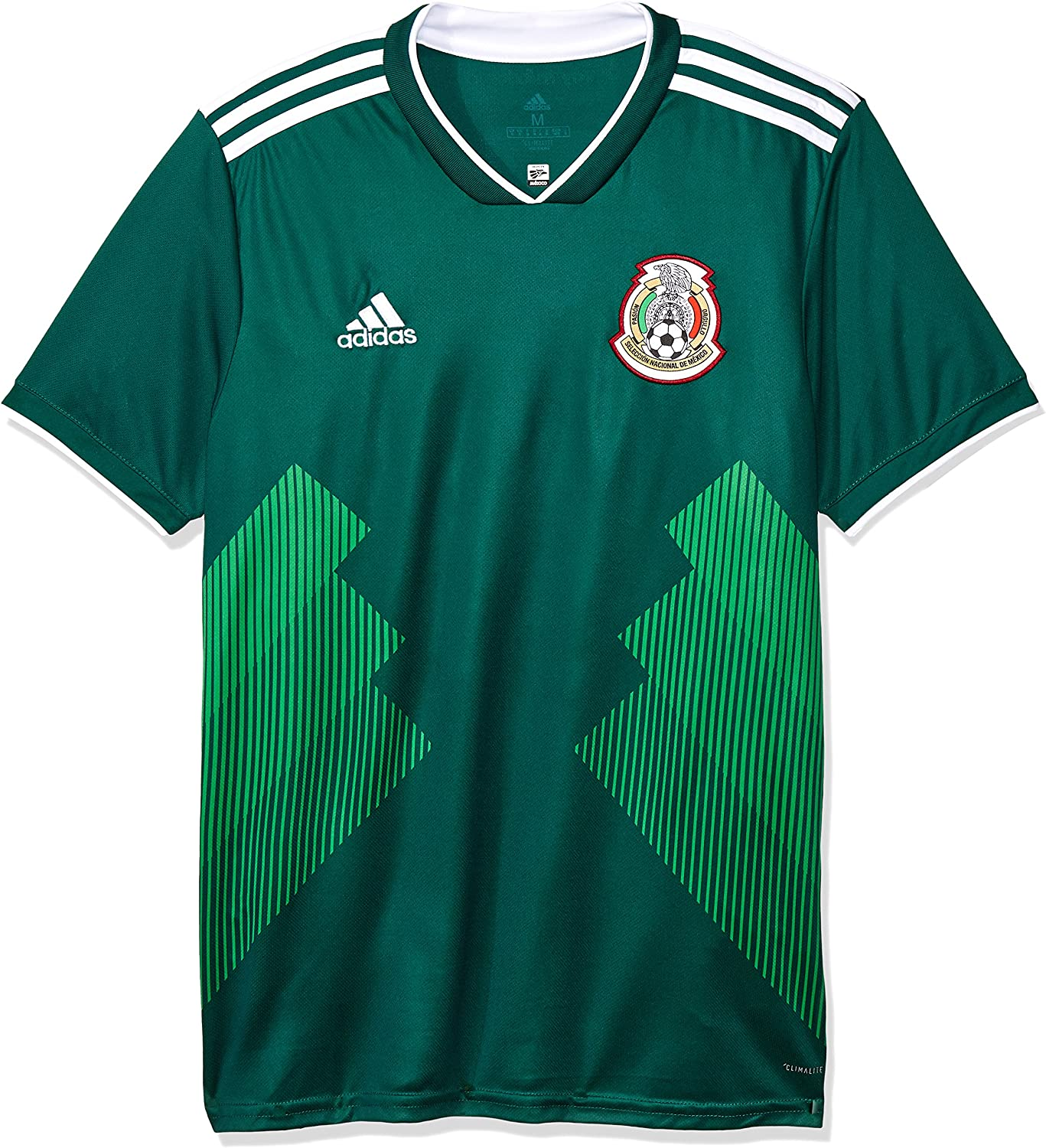 Adidas  Original Mexico Men's Soccer Jersey  World Cup 2018