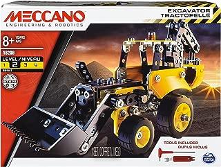 Best meccano john deere excavator Reviews
