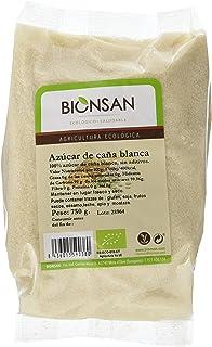 Bionsan Azúcar de Caña Blanca Ecológica- 2 Bolsas de 750 gr - Total: 1500 gr