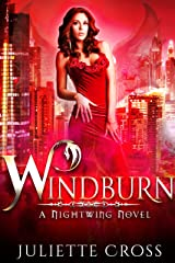 Windburn: A Dragon Fantasy Romance (Nightwing Book 2) Kindle Edition