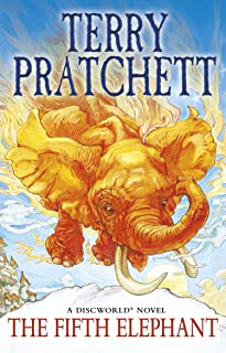 The Fifth Elephant: (Discworld Novel 24): from the bestselling series that inspired BBC's The Watch (Discworld series)