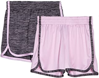 Cheetah Girls 2 Pack Active Running Gym Shorts Set