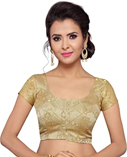 13ac4e26d766dd Amazon.in: Golds - Blouses / Ethnic Wear: Clothing & Accessories