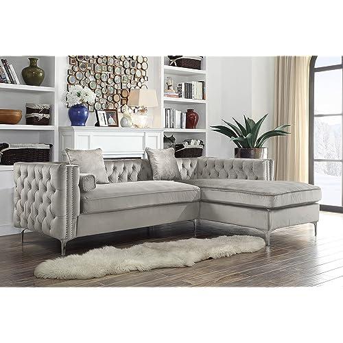 Curved Sofa: Amazon.com