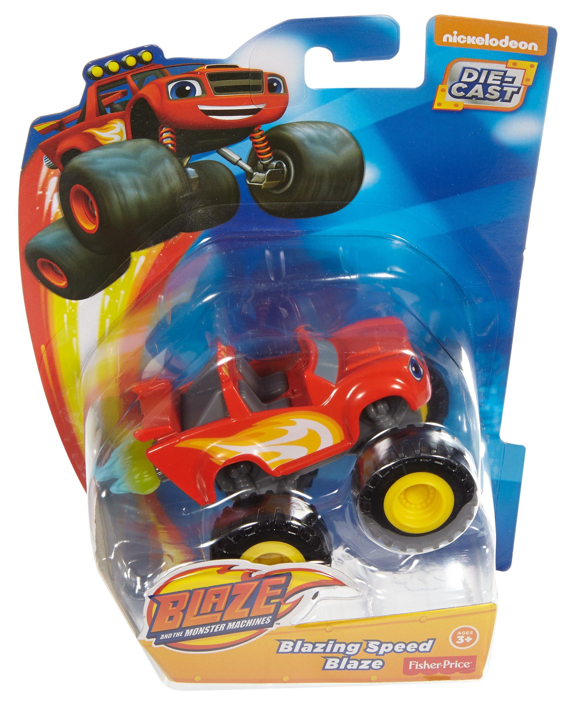 Fisher-Price Nickelodeon Blaze & the Monster Machines, Blazing Speed Blaze