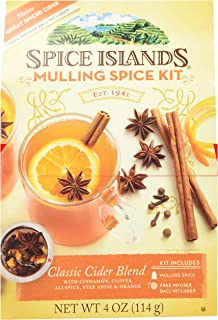 Best spice island mulling kit Reviews