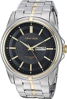 Armitron Men's 20/5281BKTT Day/Date Function Two-Tone...