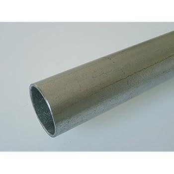 1/1//4 Fonte mall/éable thermisch vollbadverzinkt avec vis B /& T m/étal Raccord de tuyau coud/é 90//° T125//Ø 42,4/mm