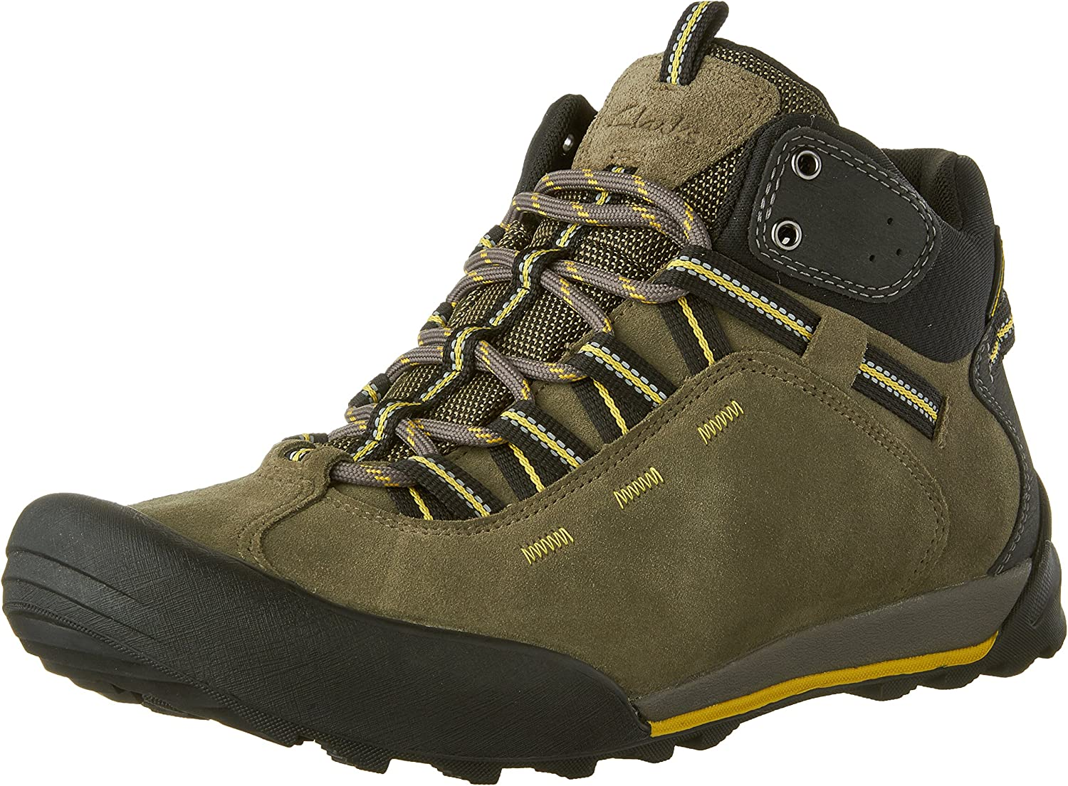CLARKS Men's Outlay Roam Hiking Boot