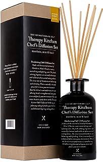 Therapy Kitchen セラピーキッチン Chef`s ディフュージョンセット マンダリン・ミント&バジル