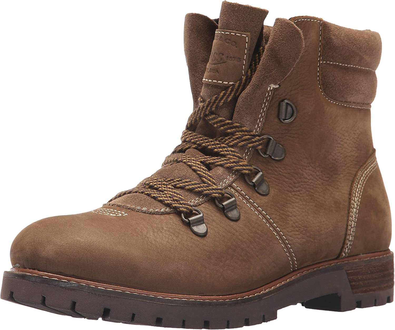 G.H. Bass & Co. Womens Nadine Chukka Boot