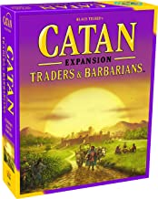 CATAN Traders and Barbarians Board Game EXPANSION | Board Game for Adults and Family |..