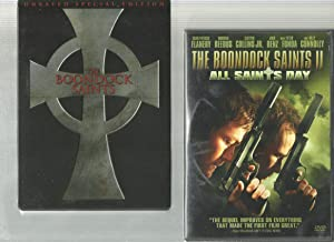 Best Boondock Saints & The Boondock Saints II: All Saints Day [DVD] 2 Pack Irish Crime Action Movie Set Review